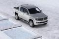 Пикапа Amarok на лекотоварното поделение на Volkswagen излиза на пазара лятото на 2010 с два 2-литрови дизелови двигателя с мощност съответно 122 к.с. и 166 к.с.